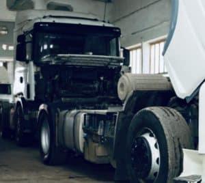 Ремонт грузовиков с выездом в Подольск
