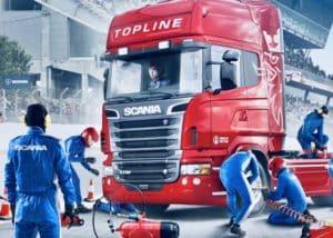 Ремонт грузовиков с выездом в Серпухов