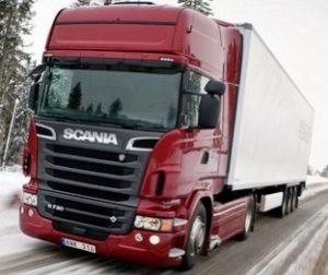 Отключение мочевины Scania